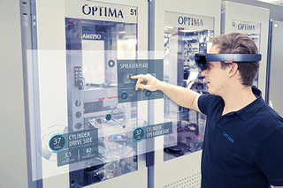 Mixed Reality in intelligenten Bedienkonzepten